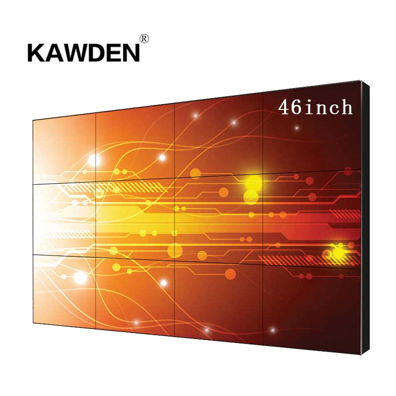 46inch5.5mm narrow bezel high definition LCD video wall